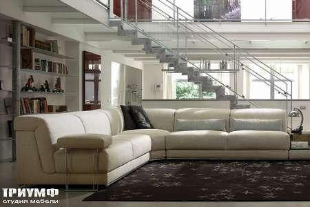 Итальянская мебель Milano Bedding - мягкий уголок joe