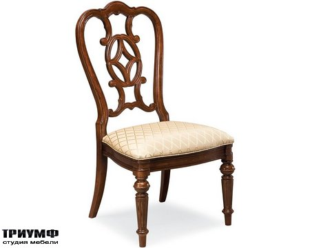 Американская мебель Thomasville - Fredericksburg Side Chair