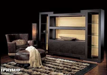 Итальянская мебель Smania - Стенка Eclectic-Tre