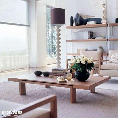 Итальянская мебель Porada - Журнальный столик bryant