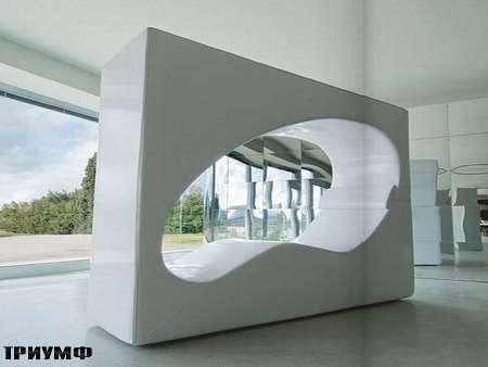Итальянская мебель Edra - кресло Passeportout