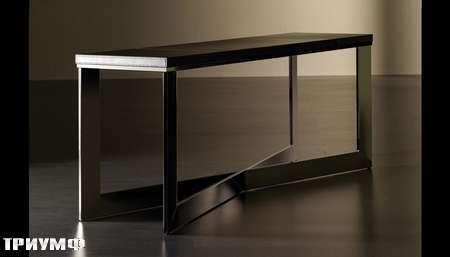 Итальянская мебель Meridiani - консоль Cross