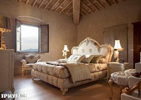 Итальянская мебель Volpi - кровать Diletta вариант