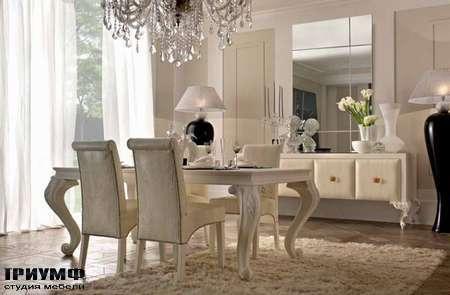 Итальянская мебель Dolfi - гостинная