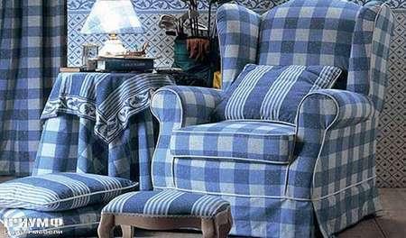 Итальянская мебель Halley - Malaga, кресло Bergere