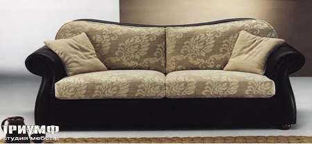 Итальянская мебель Formitalia - Диван Soraya