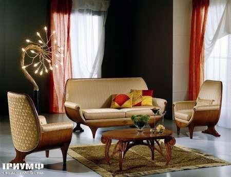 Итальянская мебель Carpanelli Spa - Диван Confort DI02