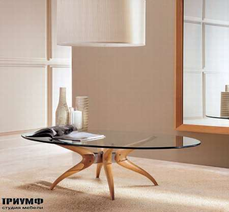 Итальянская мебель Porada - Журнальный столик Denuo