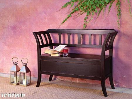 Итальянская мебель Tonin casa - диванчик жесткий