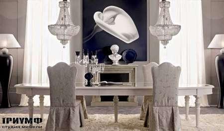 Итальянская мебель Dolfi - гостиная