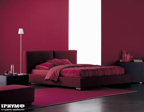 Итальянская мебель Flou - кровать marettimo cp nastri