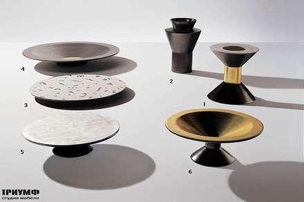 Итальянская мебель Driade - Геометрические емкости