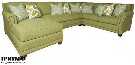 Американская мебель King Hickory - Julianna Sectional