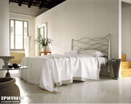 Итальянская мебель Cattelan Italia - Кровать Sinus