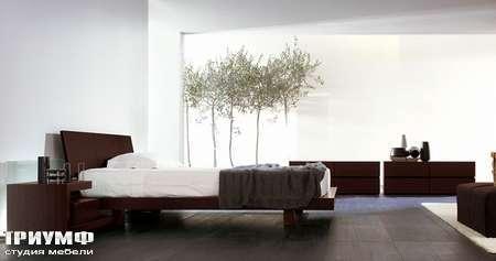 Итальянская мебель Pianca - Кровать People на ножках
