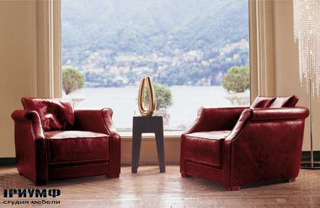 Итальянская мебель Love Luxe (Longhi) - Кресло классическое Rubens