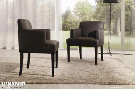 Итальянская мебель CTS Salotti - Полукресло с подлокотниками, модель Vanity