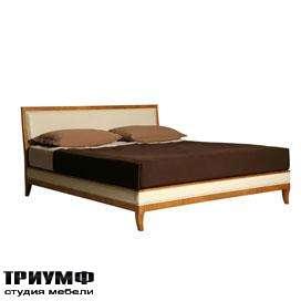 Итальянская мебель Morelato - Двухспальная кровать без изножия