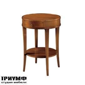 Итальянская мебель Morelato - Столик приставной круглый
