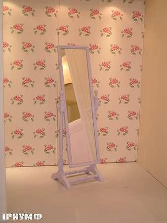 Итальянская мебель De Baggis - Зеркало напольное С0532
