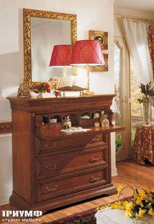 Итальянская мебель Interstyle - Elegance Notte комод