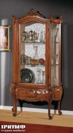 Итальянская мебель Modenese Gastone - витрина Barocco