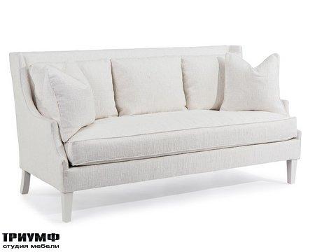 Американская мебель John Richard - Scoop Arm Sofa