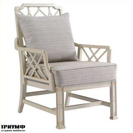 Американская мебель Stanley - Preserve Brighton Chair in Orchid