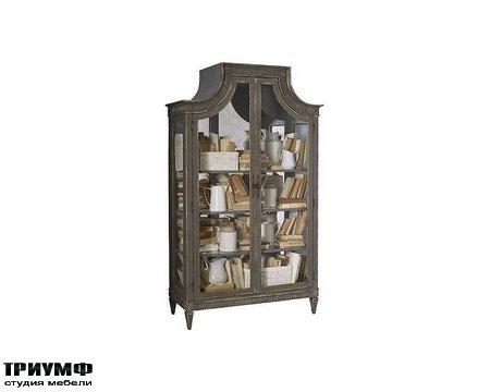 Американская мебель Thomasville - Scandia Tivoli Curio