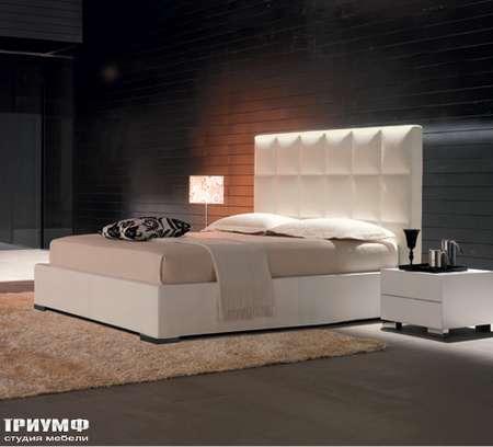Итальянская мебель Cattelan Italia - Кровать William
