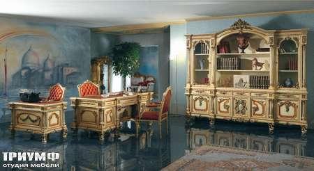 Итальянская мебель Silik - Кабинет Giove