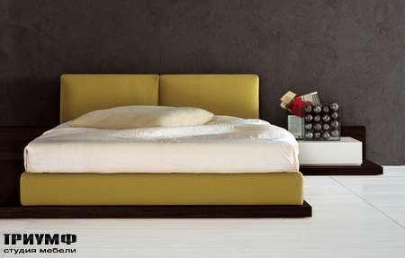 Итальянская мебель Pianca - Кровать Regency двухспальная