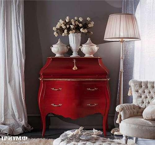 Итальянская мебель Giusti Portos - Комод Luigi X