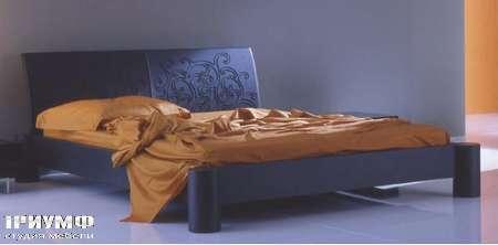 Итальянская мебель Varaschin - кровать Si