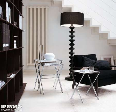 Итальянская мебель Porada - Журнальный столик Escano