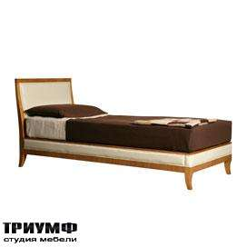 Итальянская мебель Morelato - Кровать без изножия кол. Biedermeier