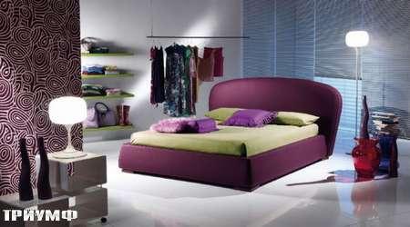 Итальянская мебель Bodema - кровать Fashion