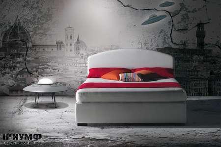 Итальянская мебель Milano Bedding - кровать Domingo