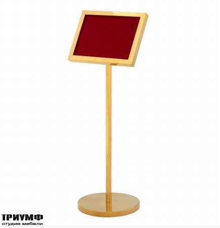Голландская мебель Eichholtz - стенд регистрации