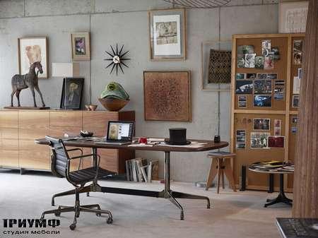Швейцарская  мебель Vitra  - home office