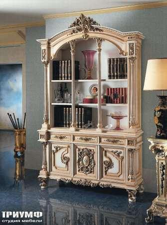 Итальянская мебель Silik - Книжный шкаф Giove арт.9920-3
