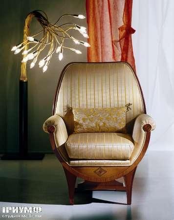 Итальянская мебель Carpanelli Spa - Кресло Confort PO19