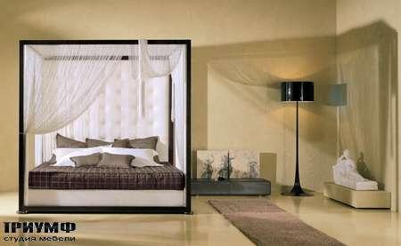 Итальянская мебель Valdichienti - Кровать ginevra 1