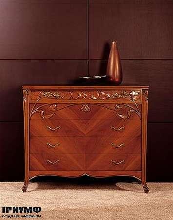 Итальянская мебель Medea - Комод арт. 2048