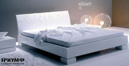Итальянская мебель Varaschin - кровать albert