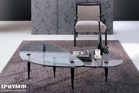 Итальянская мебель Porada - Журнальный столик Hago