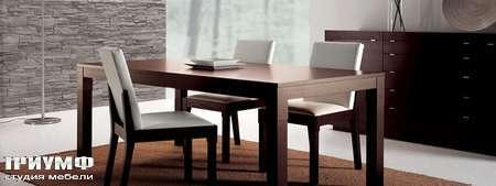 Итальянская мебель Sellaro  - Стол Appia 180(240)x90x75