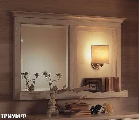 Итальянская мебель De Baggis - Зеркало с подсветкой RV602