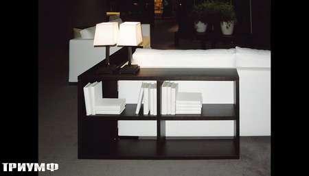 Итальянская мебель Meridiani - стеллаж Belmondo