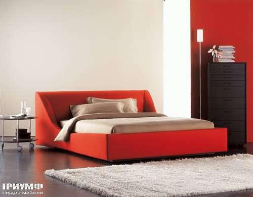Итальянская мебель Flou - кровать mobydik